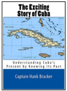 The book Exciting Story of Cuba